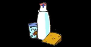 icona latticini
